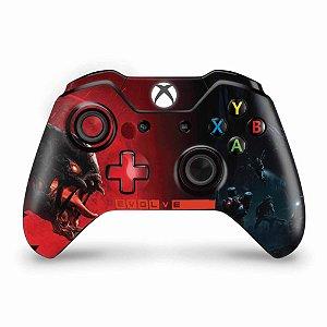 Skin Xbox One Fat Controle - Evolve