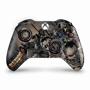 Skin Xbox One Fat Controle - Dead Rising 3