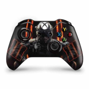 Skin Xbox One Fat Controle - Call of Duty Black Ops 3