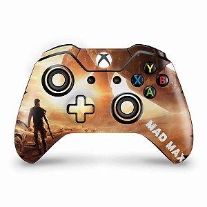 Skin Xbox One Fat Controle - Mad Max