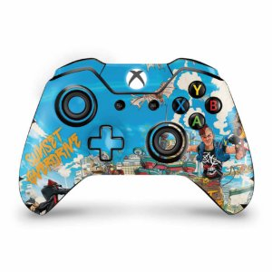 Skin Xbox One Fat Controle - Sunset Overdrive