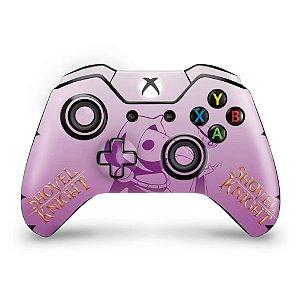Skin Xbox One Fat Controle - Shovel Knight
