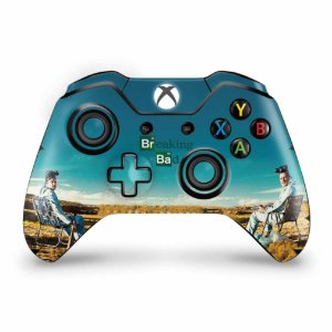 Skin Xbox One Fat Controle - Breaking Bad