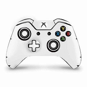 Skin Xbox One Fat Controle - Branco