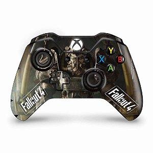 Skin Xbox One Fat Controle - Fallout 4