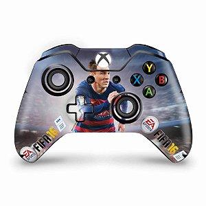 Skin Xbox One Fat Controle - FIFA 16