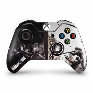Skin Xbox One Fat Controle - Tom Clancy's Rainbow Six Siege