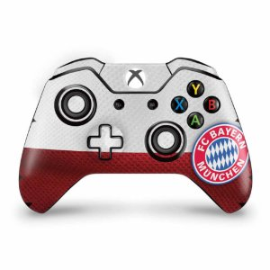Skin Xbox One Fat Controle - Bayern de Munique