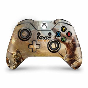 Skin Xbox One Fat Controle - Far Cry Primal