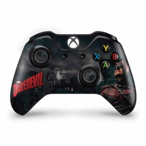Skin Xbox One Fat Controle - Daredevil Demolidor