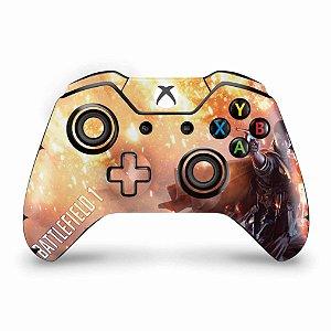Skin Xbox One Fat Controle - Battlefield 1