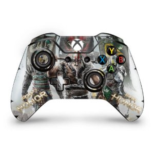 Skin Xbox One Fat Controle - For Honor