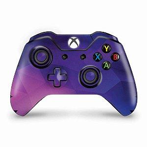 Skin Xbox One Fat Controle - Abstrata #1