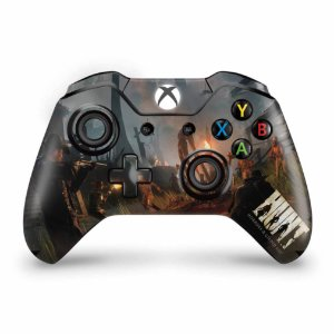 Skin Xbox One Fat Controle - Hunt: Horrors of the Gilded Age