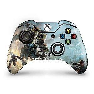 Skin Xbox One Fat Controle - Titanfall 2