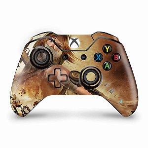 Skin Xbox One Fat Controle - Recore