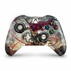 Skin Xbox One Fat Controle - Darksiders 3