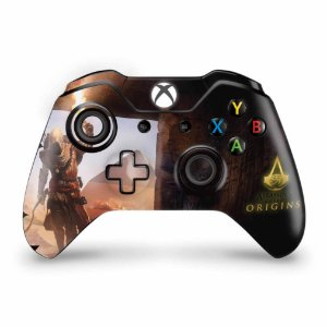Skin Xbox One Fat Controle - Assassin's Creed: Origins