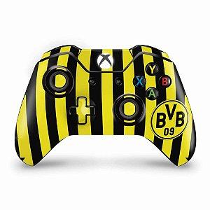 Skin Xbox One Fat Controle - Borussia Dortmund BVB 09