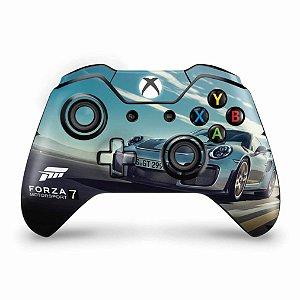 Skin Xbox One Fat Controle - Forza Motorsport 7