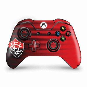Skin Xbox One Fat Controle - Vitória EC