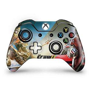 Skin Xbox One Fat Controle - The Crew 2