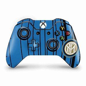 Skin Xbox One Fat Controle - Inter De Milao FC