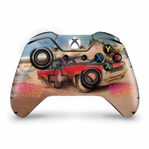 Skin Xbox One Fat Controle - Need For Speed Payback