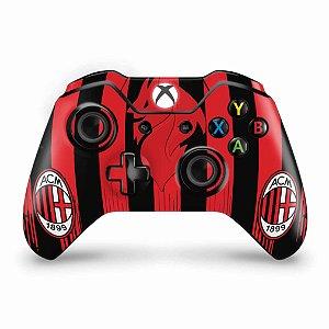 Skin Xbox One Fat Controle - AC Milan