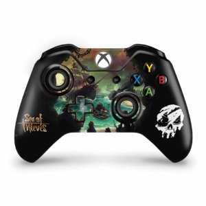 Skin Xbox One Fat Controle - Sea Of Thieves