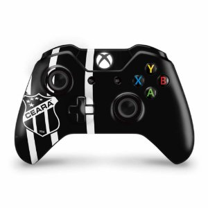 Skin Xbox One Fat Controle - Ceará Sporting Club