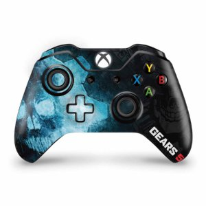 Skin Xbox One Fat Controle - Gears 5