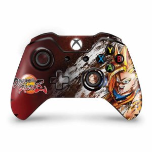 Skin Xbox One Fat Controle - Dragon Ball FighterZ