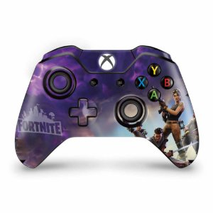 Skin Xbox One Fat Controle - Fortnite Battle Royale