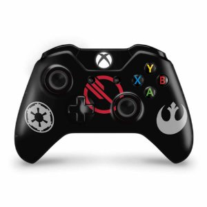Skin Xbox One Fat Controle - Star Wars Battlefront 2 Edition