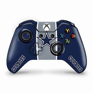 Skin Xbox One Fat Controle - Dallas Cowboys NFL