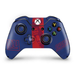 Skin Xbox One Fat Controle - New York Giants - NFL