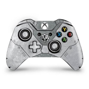 Skin Xbox One Fat Controle - Gears 5 Special Edition Bundle