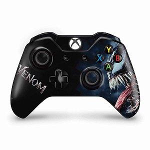 Skin Xbox One Fat Controle - Venom