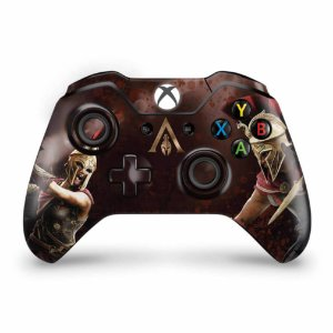 Skin Xbox One Fat Controle - Assassins Creed Odyssey