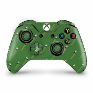 Skin Xbox One Fat Controle - Pickle Rick and Morty
