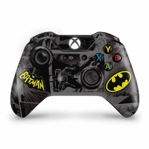 Skin Xbox One Fat Controle - Batman Comics