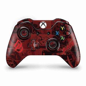 Skin Xbox One Fat Controle - Daredevil Demolidor Comics