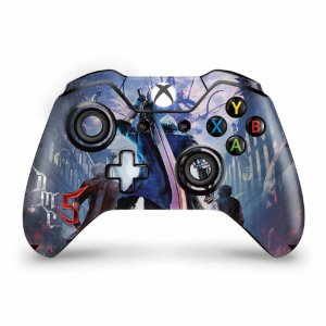 Skin Xbox One Fat Controle - Devil May Cry 5