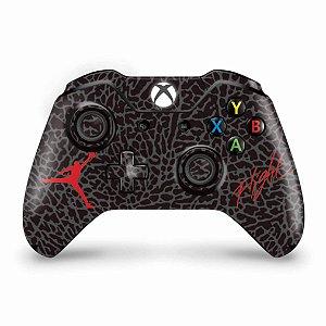 Skin Xbox One Fat Controle - Air Jordan Flight