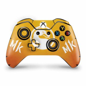 Skin Xbox One Fat Controle - Mortal Kombat 11