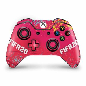 Skin Xbox One Fat Controle - FIFA 20
