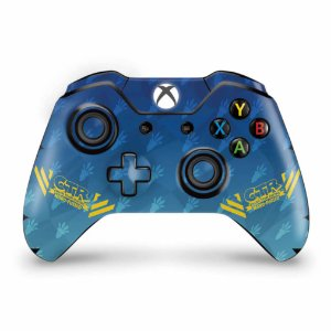 Skin Xbox One Fat Controle - Crash Team Racing CTR