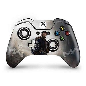 Skin Xbox One Fat Controle - Call Of Duty Modern Warfare
