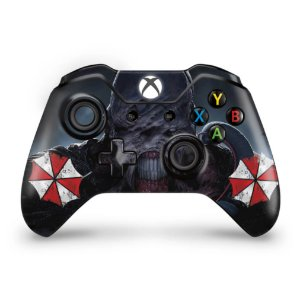 Skin Xbox One Fat Controle - Resident Evil 3 Remake